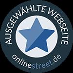 Meine Leuchtturm-Seite: Ausgewählte Webseite im Branchenbuch auf onlinestreet.de