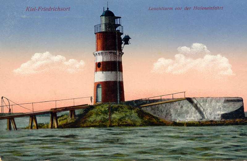 Lighthouses Of Germany Flensburg To L 252 Beck