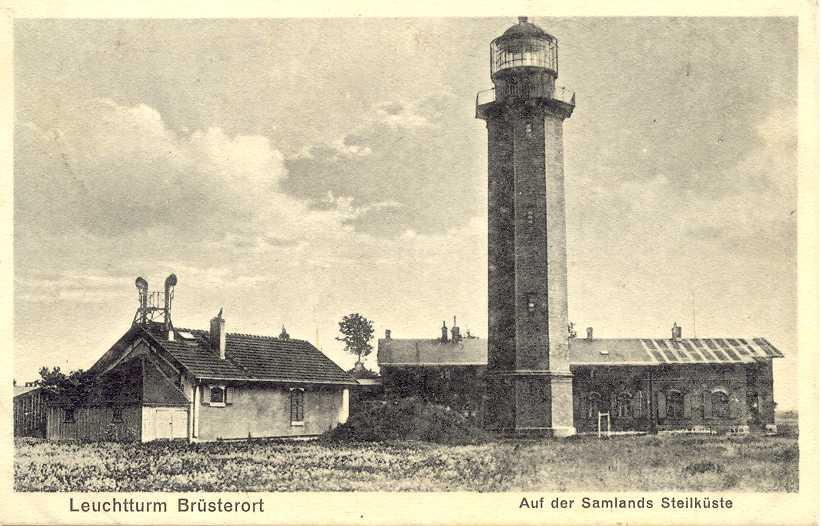 Lighthouses Of Kaliningrad - Discontinued lighthouse border