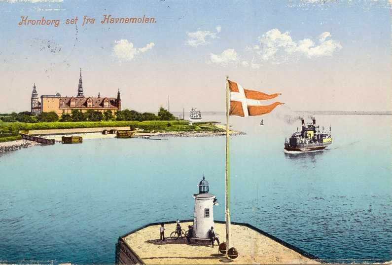 Lighthouses of Denmark: Copenhagen