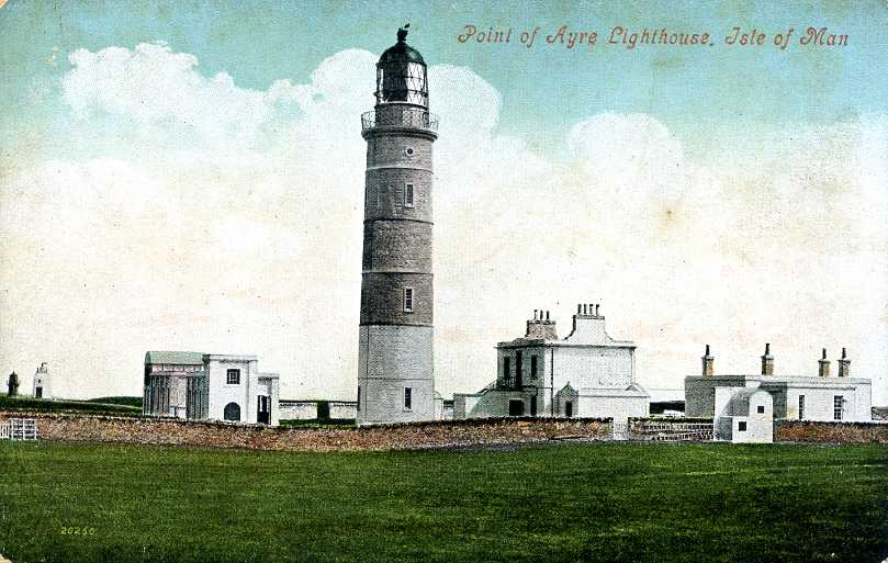 Lighthouses of the Isle of Man