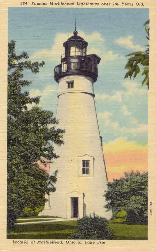 Lighthouses Of The U S Ohio